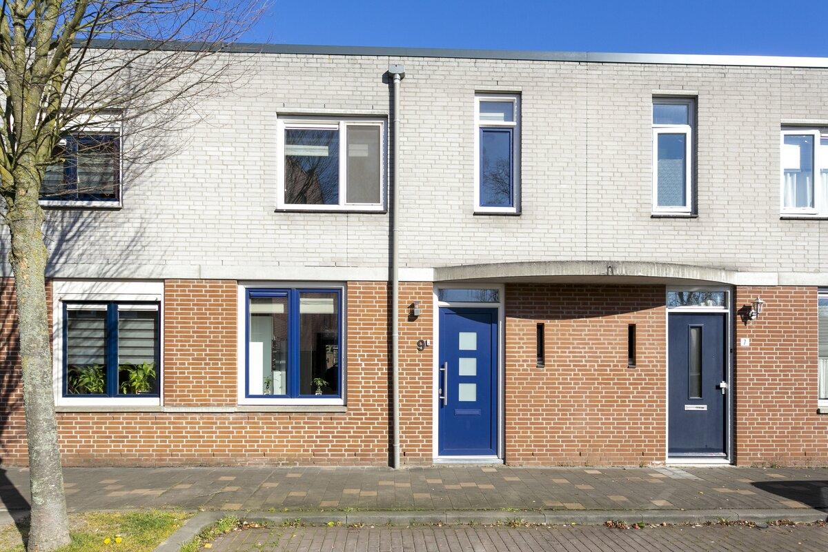 Sint Andreasstraat 9  | 5014 RX Tilburg